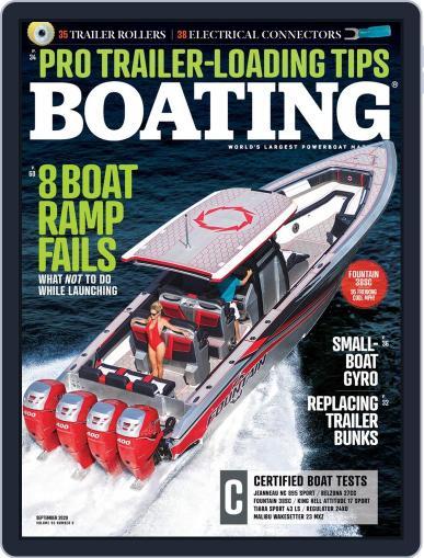 Boating Magazine (Digital) September 1st, 2020 Issue Cover
