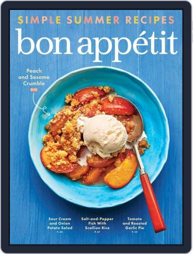 Bon Appetit Magazine (Digital) August 1st, 2020 Issue Cover