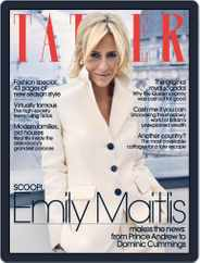 Tatler UK Magazine (Digital) Subscription September 1st, 2020 Issue