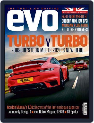 Evo Magazine (Digital) August 1st, 2020 Issue Cover
