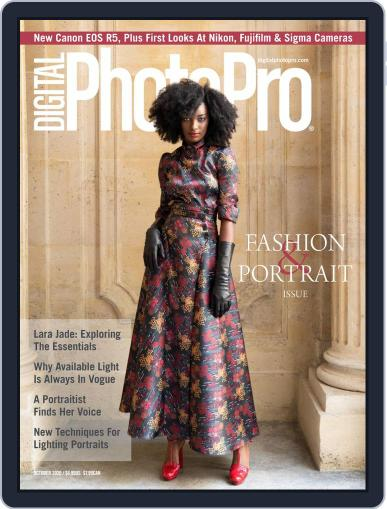 Digital Photo Pro Magazine September 1st, 2020 Issue Cover