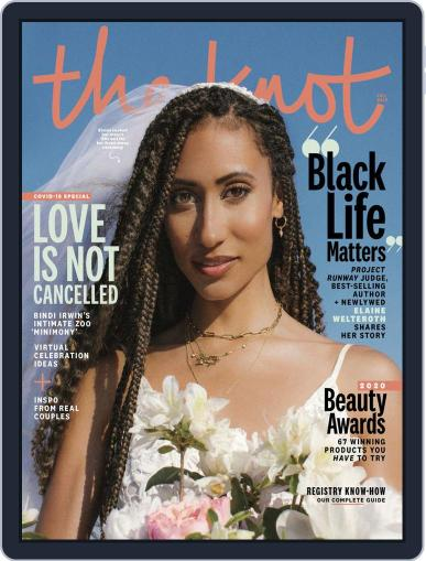 The Knot Weddings Magazine (Digital) July 13th, 2020 Issue Cover