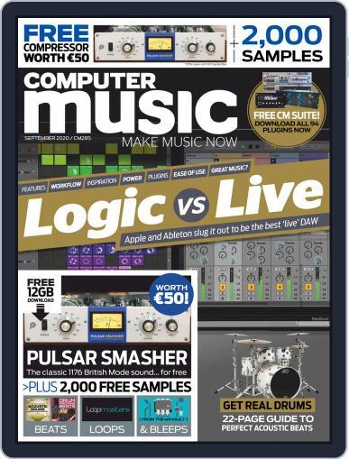 Computer Music Magazine (Digital) September 1st, 2020 Issue Cover