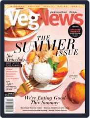 VegNews Magazine (Digital) Subscription June 11th, 2020 Issue