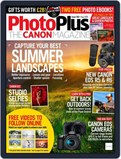 Photoplus : The Canon Magazine (Digital) August 1st, 2020 Issue Cover