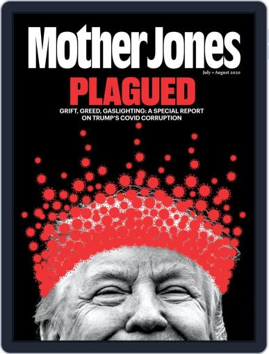 Mother Jones Magazine (Digital) July 1st, 2020 Issue Cover