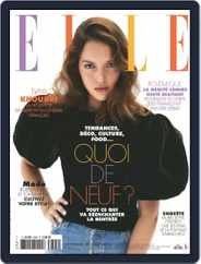 Elle France Magazine (Digital) Subscription August 14th, 2020 Issue