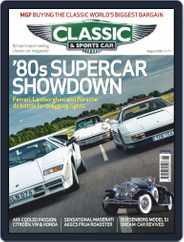 Classic & Sports Car Magazine (Digital) Subscription August 1st, 2020 Issue