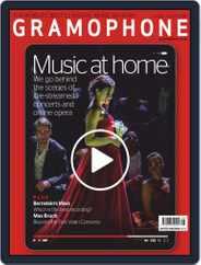 Gramophone Magazine (Digital) Subscription August 1st, 2020 Issue