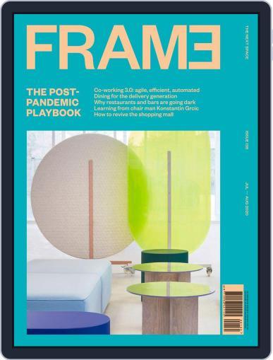 Frame Magazine (Digital) July 1st, 2020 Issue Cover