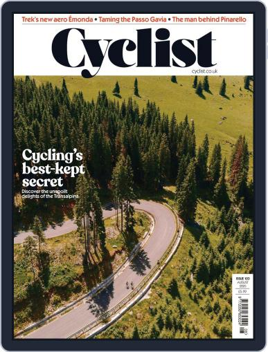 Cyclist Magazine (Digital) August 1st, 2020 Issue Cover