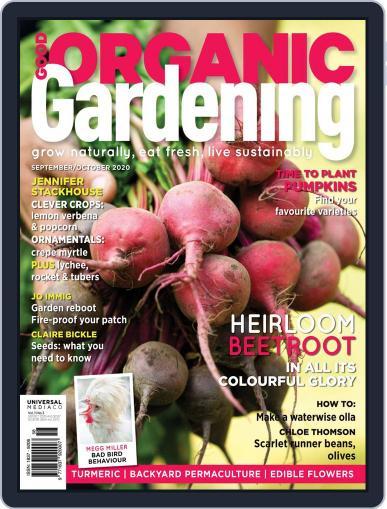 Good Organic Gardening Magazine (Digital) September 1st, 2020 Issue Cover