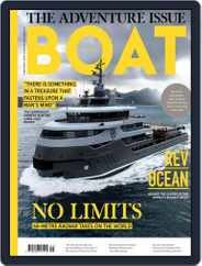 Boat International Magazine (Digital) Subscription September 1st, 2020 Issue