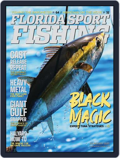 Florida Sport Fishing Magazine (Digital) July 1st, 2020 Issue Cover
