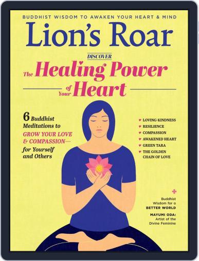 Lion's Roar Magazine (Digital) September 1st, 2020 Issue Cover