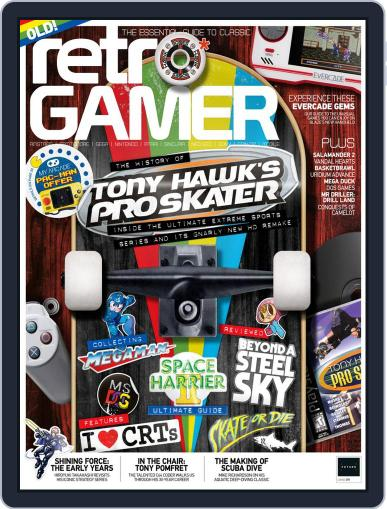 Retro Gamer Magazine (Digital) July 30th, 2020 Issue Cover