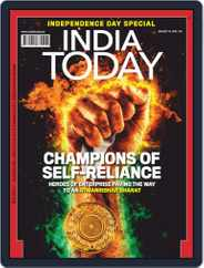 India Today Magazine (Digital) Subscription August 24th, 2020 Issue