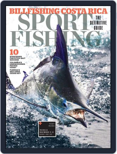 Sport Fishing (Digital) March 1st, 2020 Issue Cover