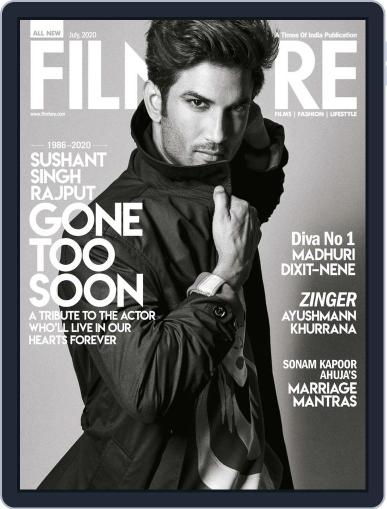 Filmfare Magazine (Digital) July 1st, 2020 Issue Cover