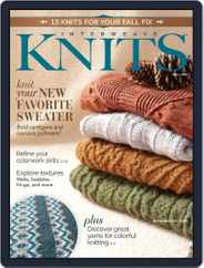 Interweave Knits Magazine (Digital) Subscription July 16th, 2020 Issue