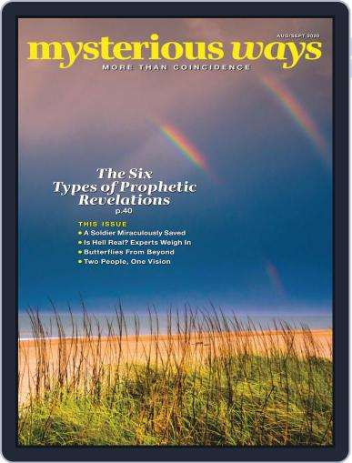 Mysterious Ways Magazine (Digital) August 1st, 2020 Issue Cover