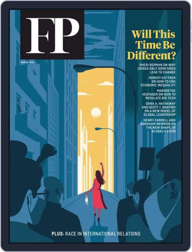 Foreign Policy Magazine (Digital) July 17th, 2020 Issue Cover