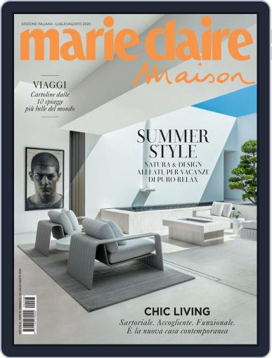 Marie Claire Maison Italia Magazine (Digital) July 1st, 2020 Issue Cover