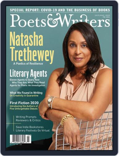 Poets & Writers Magazine (Digital) July 1st, 2020 Issue Cover