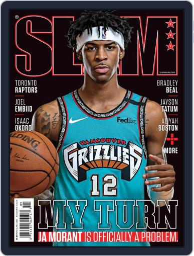 Slam Magazine (Digital) May 1st, 2020 Issue Cover