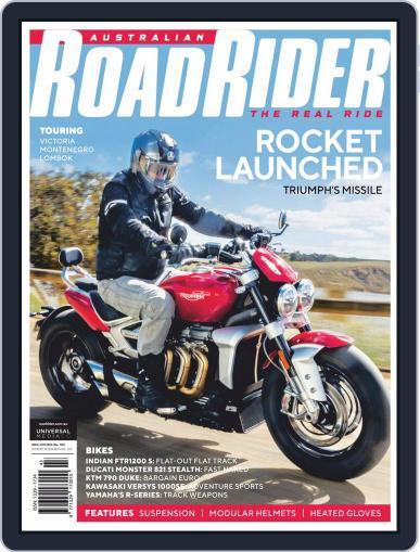 Australian Road Rider Magazine (Digital) May 1st, 2020 Issue Cover