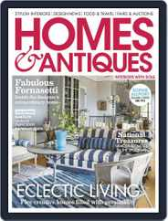Homes & Antiques Magazine (Digital) Subscription August 1st, 2020 Issue