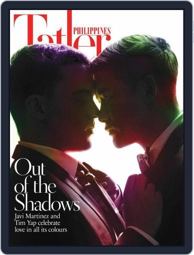 Tatler Philippines Magazine (Digital) August 1st, 2020 Issue Cover