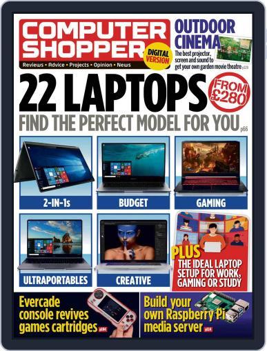 Computer Shopper Magazine (Digital) September 1st, 2020 Issue Cover