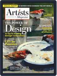 Artists Magazine (Digital) Subscription October 1st, 2020 Issue