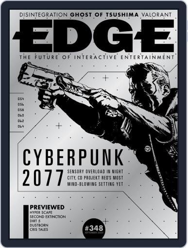 Edge Magazine (Digital) September 1st, 2020 Issue Cover
