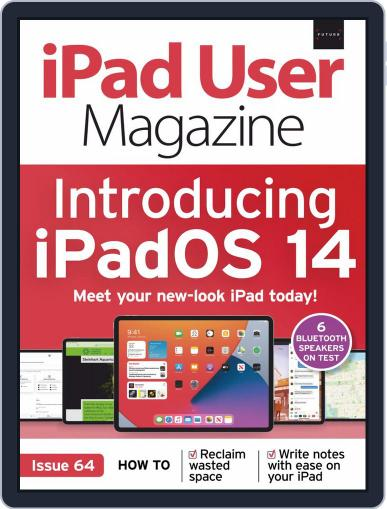 Ipad User Magazine (Digital) July 1st, 2020 Issue Cover