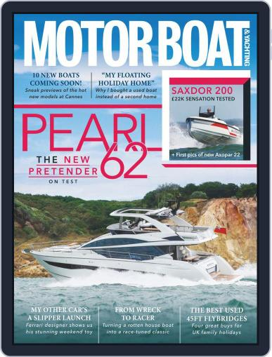 Motor Boat & Yachting Magazine (Digital) September 1st, 2020 Issue Cover