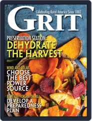 Grit Magazine (Digital) Subscription September 1st, 2020 Issue