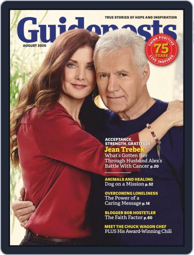 Guideposts Magazine (Digital) August 1st, 2020 Issue Cover