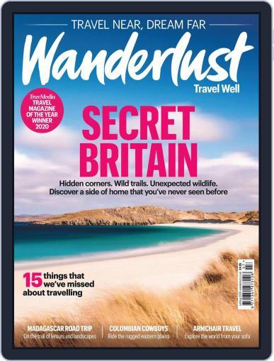 Wanderlust Magazine (Digital) July 1st, 2020 Issue Cover