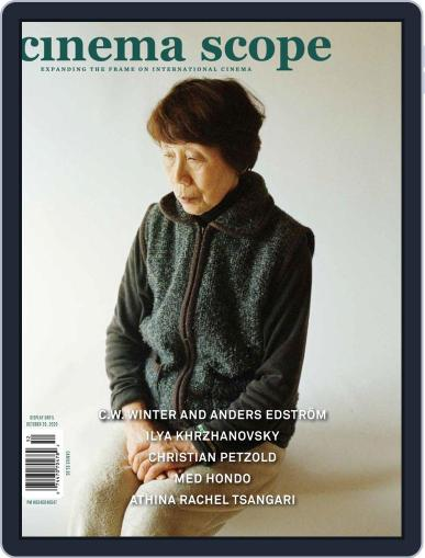 Cinema Scope Magazine (Digital) June 15th, 2020 Issue Cover