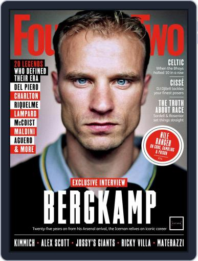 FourFourTwo UK Magazine (Digital) August 1st, 2020 Issue Cover