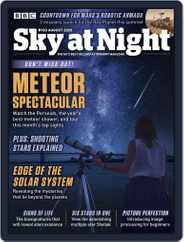BBC Sky at Night Magazine (Digital) Subscription August 1st, 2020 Issue