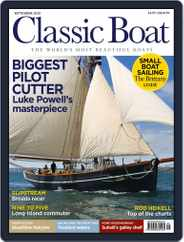 Classic Boat Magazine (Digital) Subscription September 1st, 2020 Issue