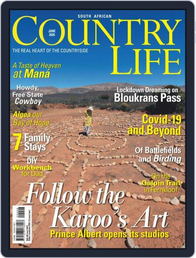 SA Country Life (Digital) June 1st, 2020 Issue Cover