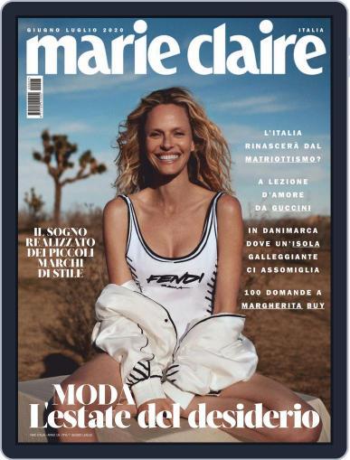 Marie Claire Italia Magazine (Digital) June 1st, 2020 Issue Cover