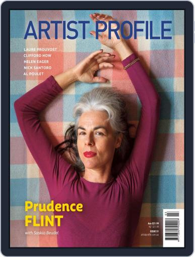 Artist Profile Magazine (Digital) May 14th, 2020 Issue Cover