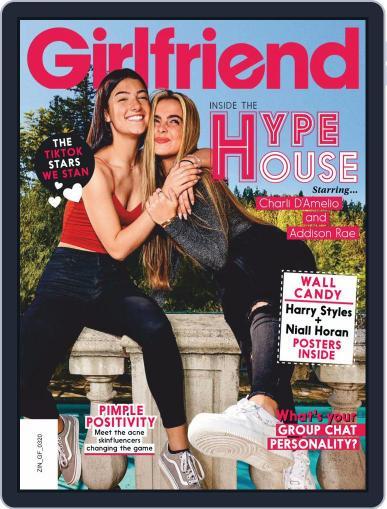 Girlfriend Australia Magazine (Digital) May 1st, 2020 Issue Cover