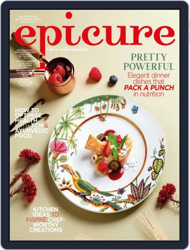 epicure Magazine (Digital) August 1st, 2020 Issue Cover
