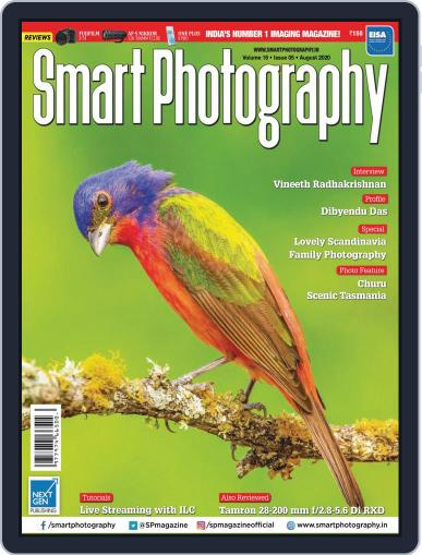 Smart Photography Magazine (Digital) August 1st, 2020 Issue Cover